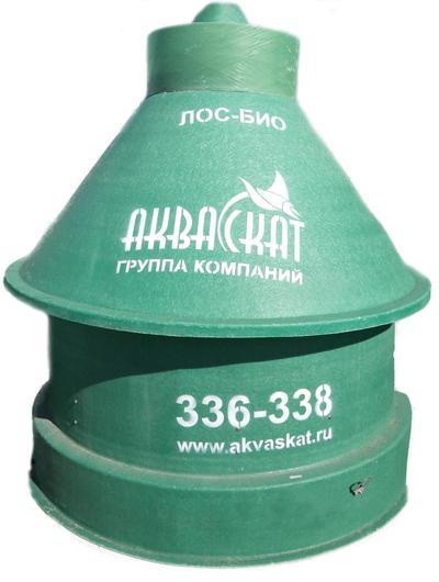 Станция биологической очистки сточных вод ЛОС-БИО 5 - main