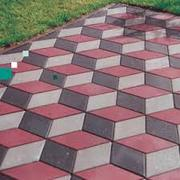 Тротуарная плитка вибро-литая - foto 0