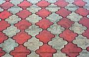 Тротуарная плитка вибро-литая - foto 1
