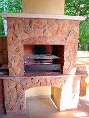 печник, печи, камины, барбекю, банные печи  - foto 6