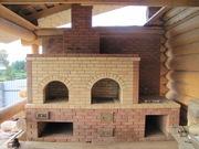 Кладка,  проектирование печей,  каминов,  барбекю любой сложности. - foto 0