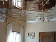 Зеркальные потолки алюминиевые подвесные - foto 3