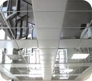 Зеркальные потолки алюминиевые подвесные - foto 6